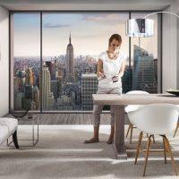 Painel Fotográfico estilo Office