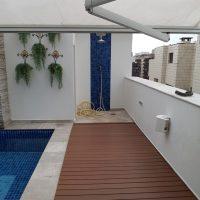 Deck em madeira sintética - In Brazil 7